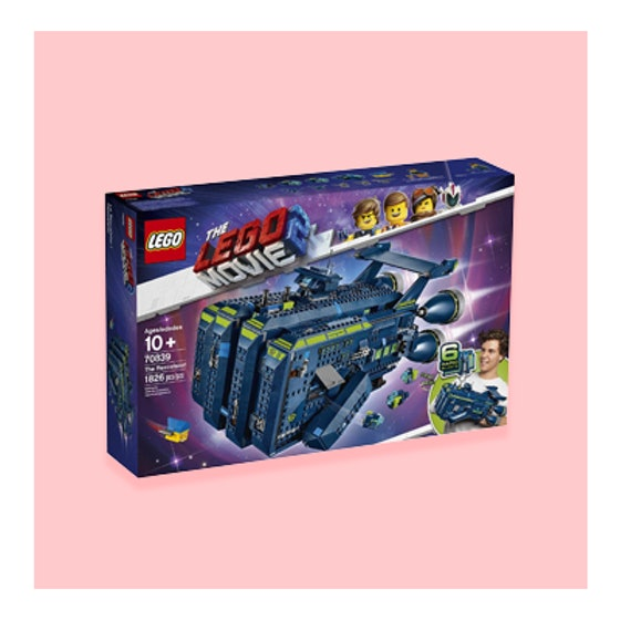 The Lego Movie 2 The Rexcelsior! Building Kit