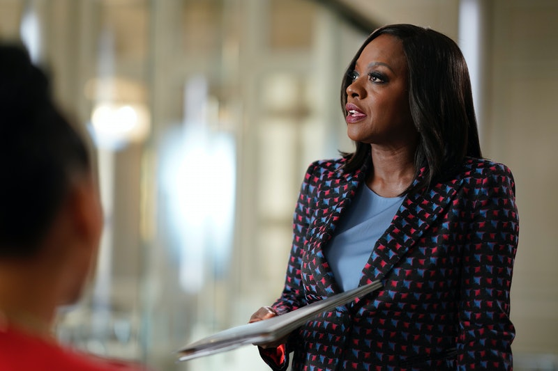 Annalise Keating may know more about Laurel than she lets on.