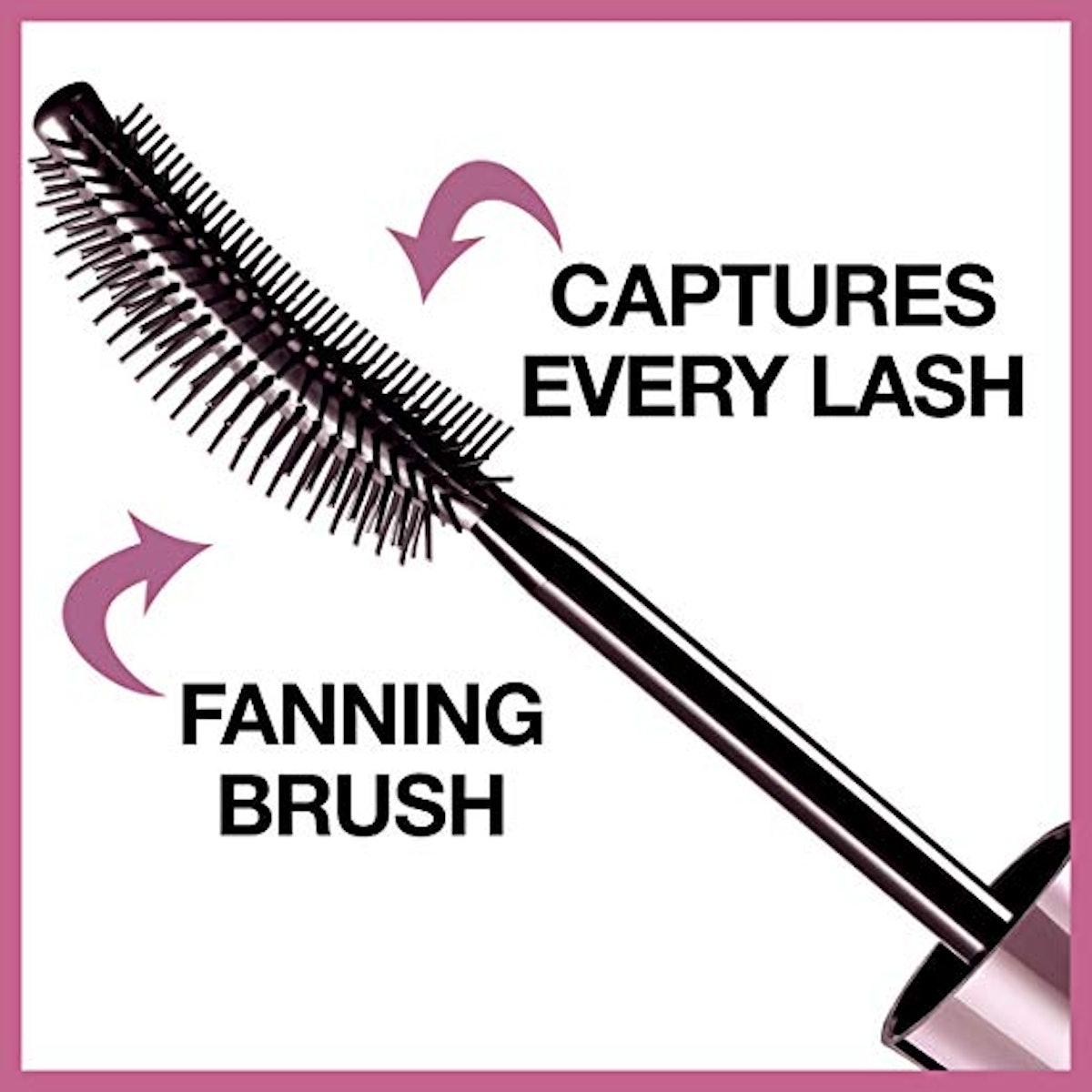 Maybelline Lash Sensational Washable Mascara