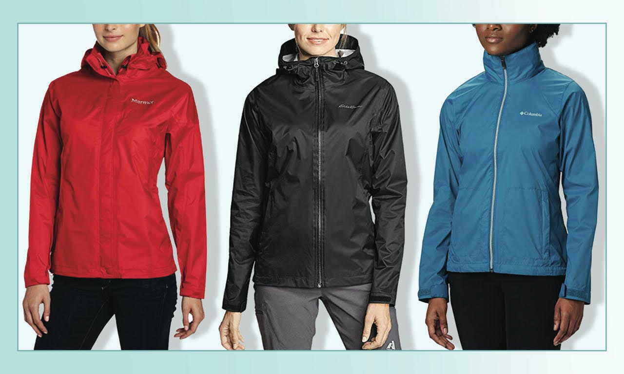 The 9 Best Women's Rain Jackets