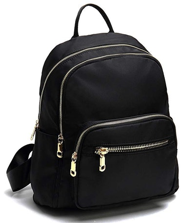 May Small Nylon Travel Backpack