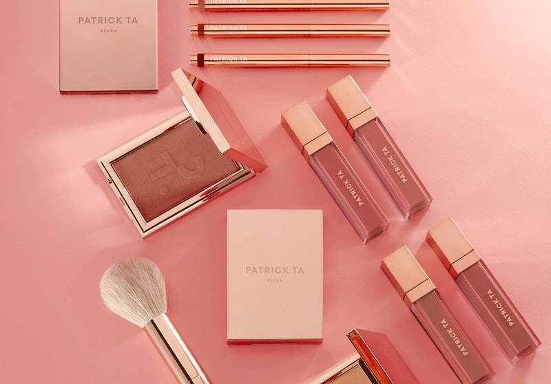 Patrick Ta Beauty's Monochrome Moment collection makes everyday makeup very glamorous
