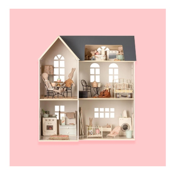 Maileg House of Miniature Ultimate Dollhouse (3+)