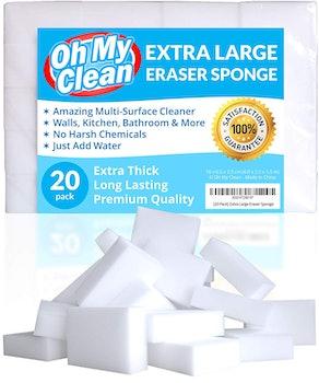 Oh My Clean Eraser Sponge (20 Pack)