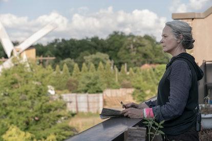 Melissa McBride as Carol Peletier in The Walking Dead Season 10, Episode 4