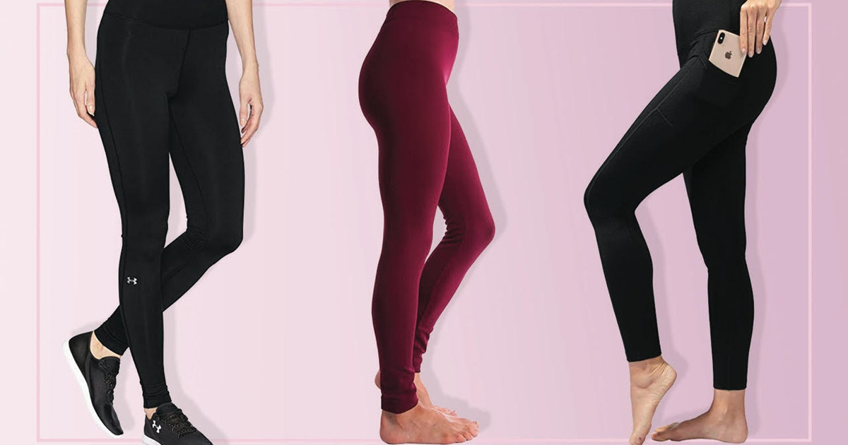 The 6 Best Fleece-Lined Leggings