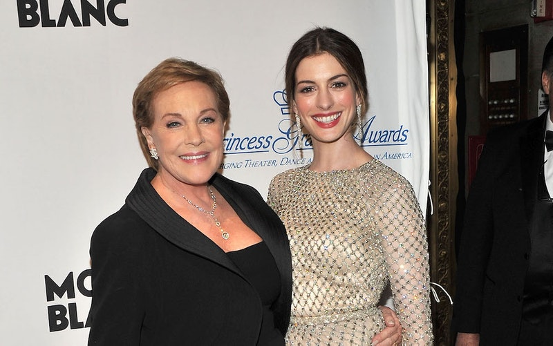 """Julie Andrews didn't know there was a """"Princess Diaries"""" 3 script"""