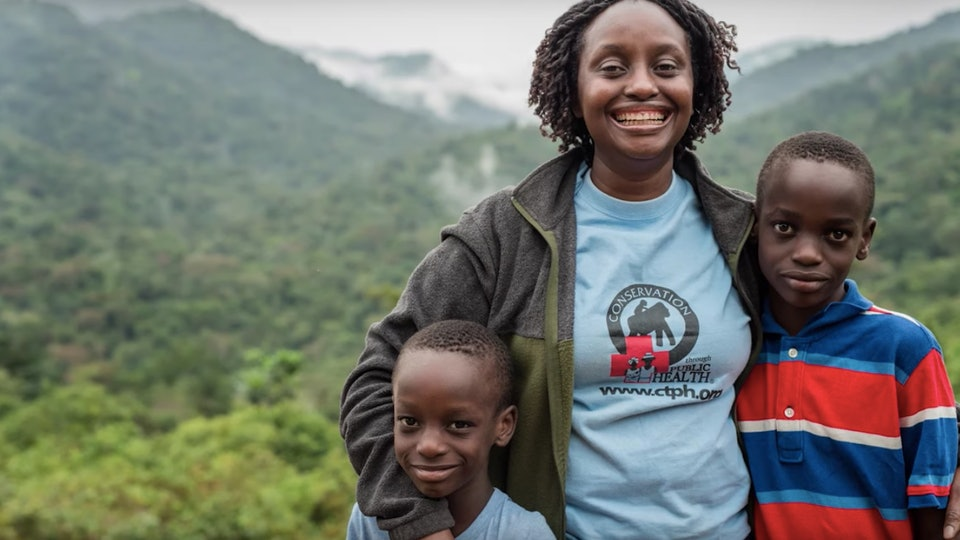 National Geographic's new documentary, Women of Impact: Changing the World, celebrates women and mothers working in wildlife conservation.