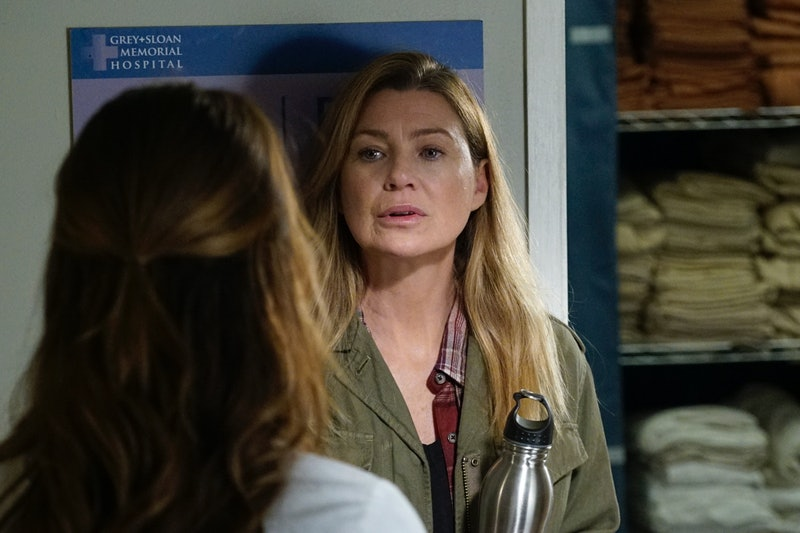 Meredith is headed to jail on Grey's Anatomy.