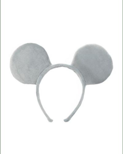 Faux Fur Mouse Ears
