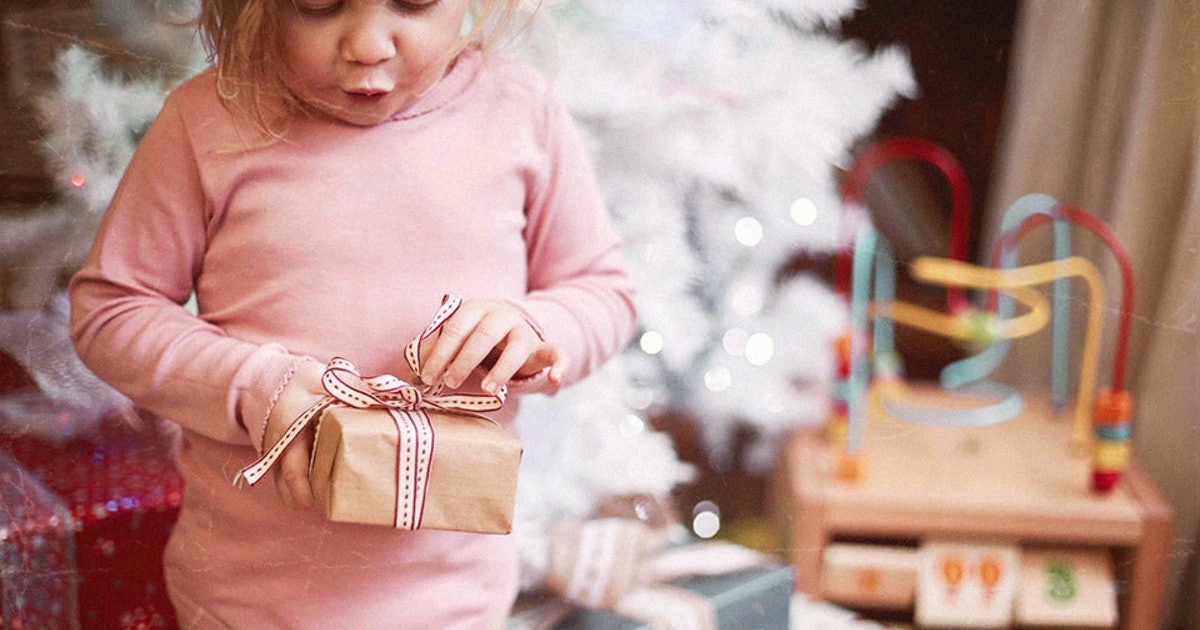 Dear Jenny: I Don't Want Anyone Else Buying My Kid Gifts This Holiday