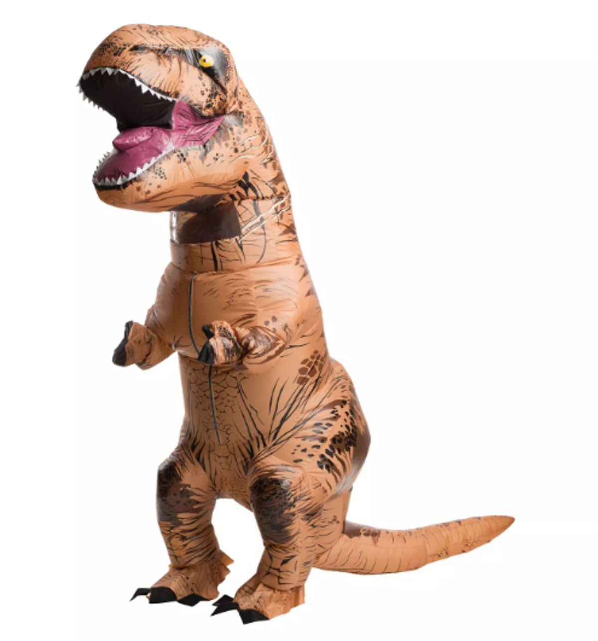 Adult Jurassic World Inflatable T-Rex Halloween Costume