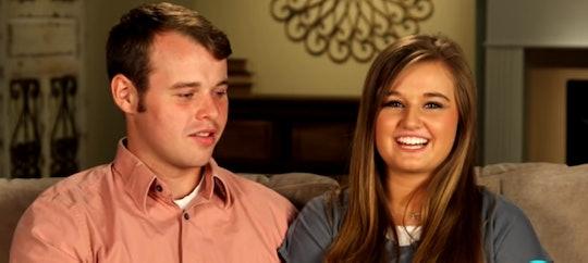Joe and Kendra Duggar in an interview after their honeymoon
