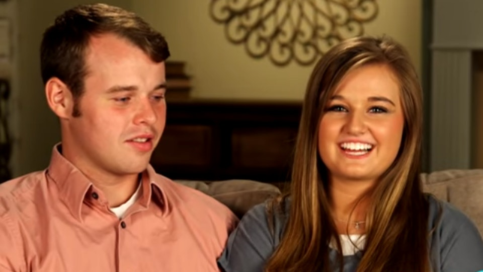 Joe and Kendra Duggar in an interview after their honeymoon