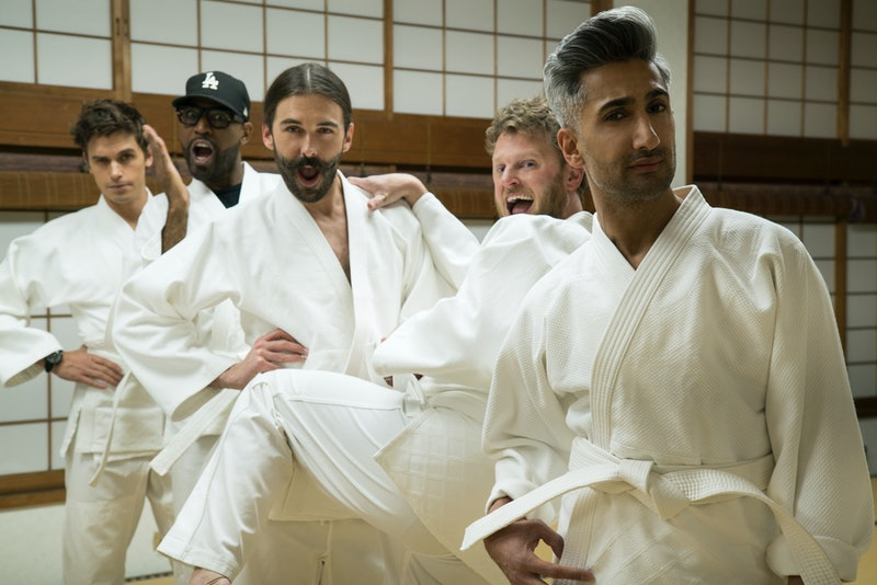 The Queer Eye cast heads to Japan in a Netflix special season.