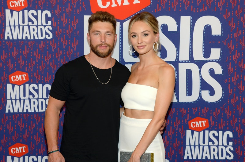 Bachelor alum Lauren Bushnell and Chris Lane got married in their hometown of Nashville.