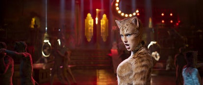 """T. Swift's new song, """"Beautiful Ghosts,"""" for CATS might put her in the Oscar race for best song."""