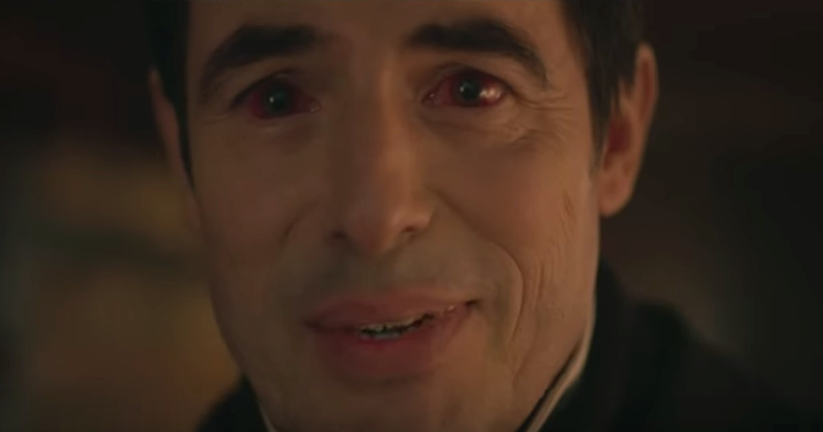 BBC & Netflix's 'Dracula' Trailer Brings Bloodshed To London — VIDEO