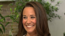 """Pippa Middleton opens up about trying an """"alternative therapy"""" on her baby boy."""
