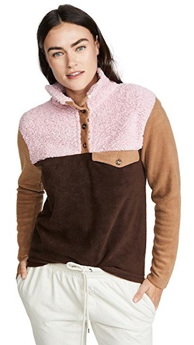 Tri Fleece Pullover