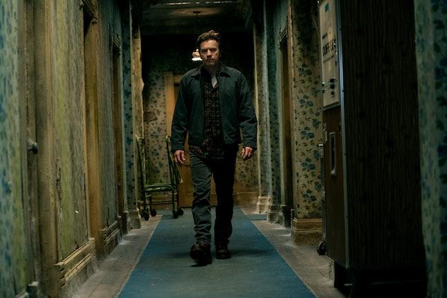 Ewan McGregor as Dan Torrance in The Shining sequel Doctor Sleep