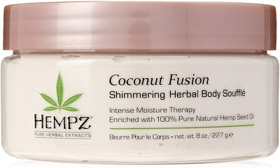 Hempz Coconut Fusion Shimmering Body Lotion