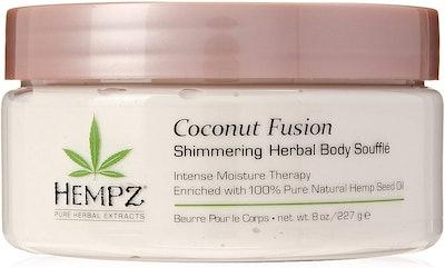 Hempz Coconut Fusion Shimmering Body Lotion