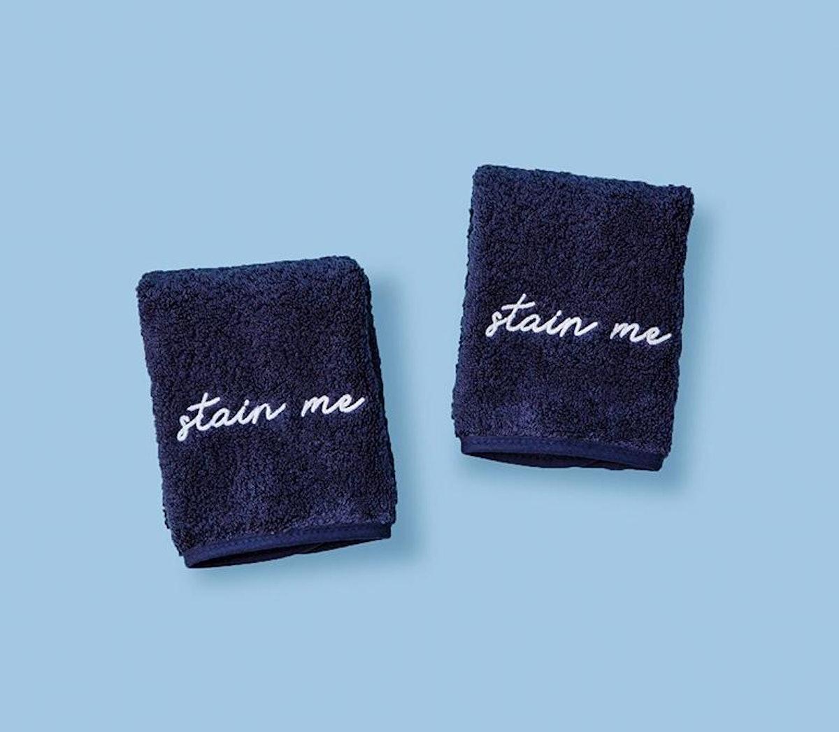 Makeup Towels, pair