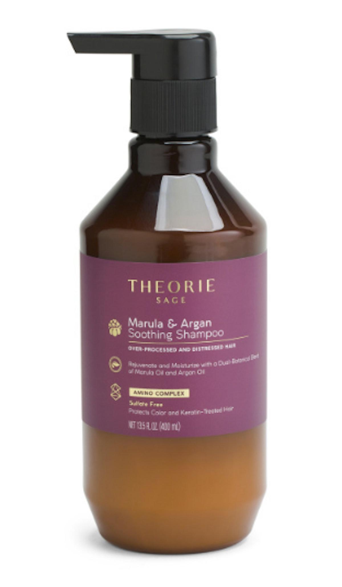 Theorie Marula And Argan Oil Repairing Shampoo