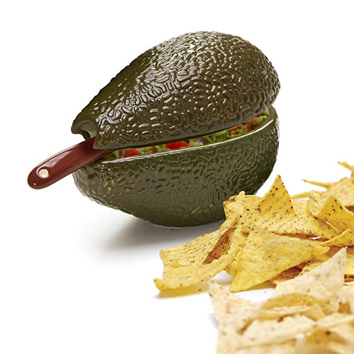 Prepworks by Progressive Guacamole Bowl with Spoon