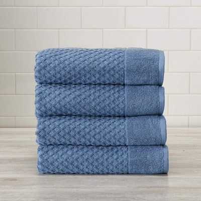 Great Bay Bath Towel Set (Set Of 4)