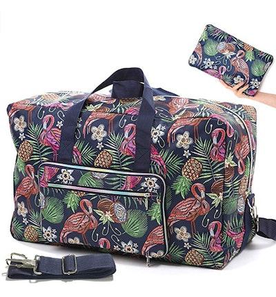 WFLB Large Foldable Travel Bag