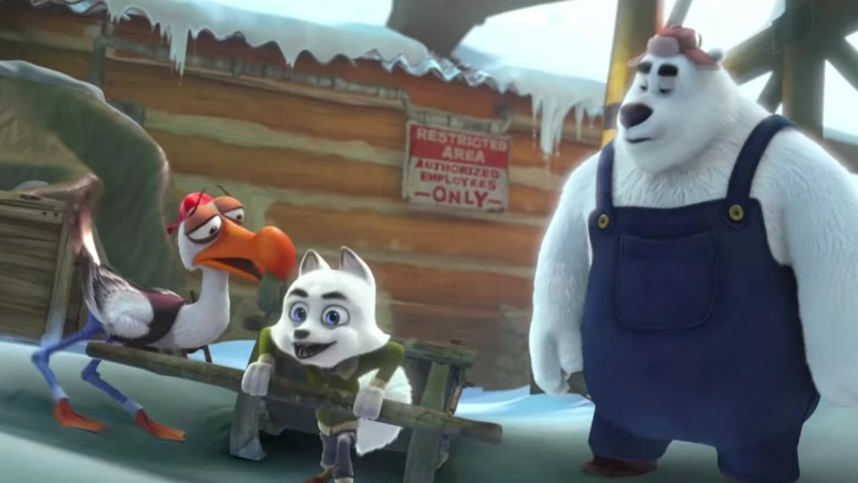 The new animated film, Arctic Dogs, makes its way to theaters on Friday, Nov. 1.