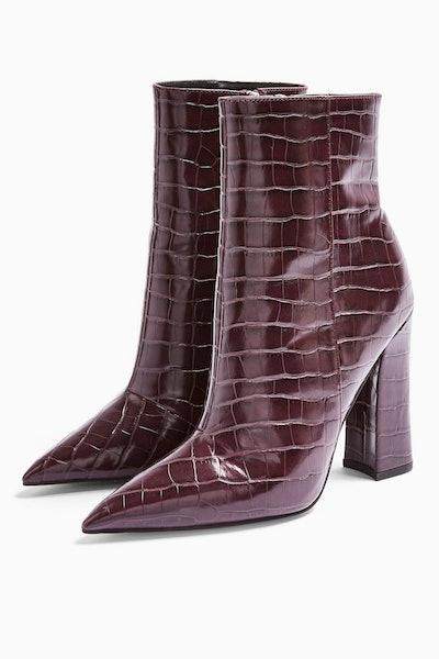 Topshop HARRI Point Boots