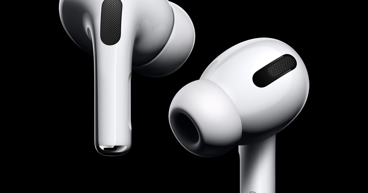 Apple's New AirPods Pro Headphones Have Some Majorly Upgraded Features