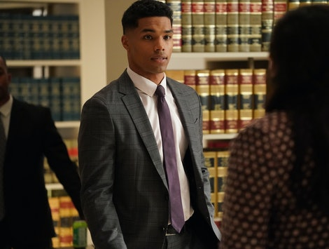 Rome Flynn as Gabriel Maddox on 'HTGAWM'