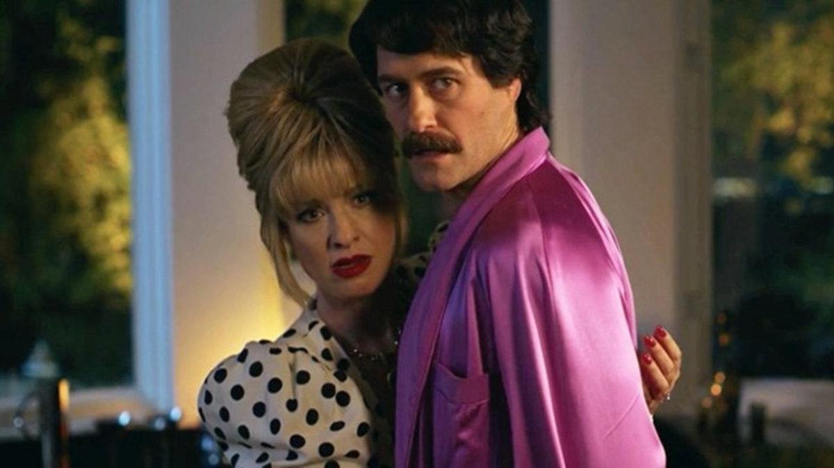Margaret Booth and Trevor Kirchner in 'American Horror Story: 1984'