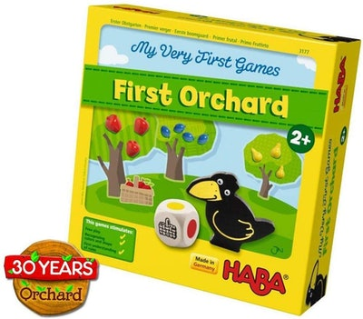 HABA My Very First Games' First Orchard