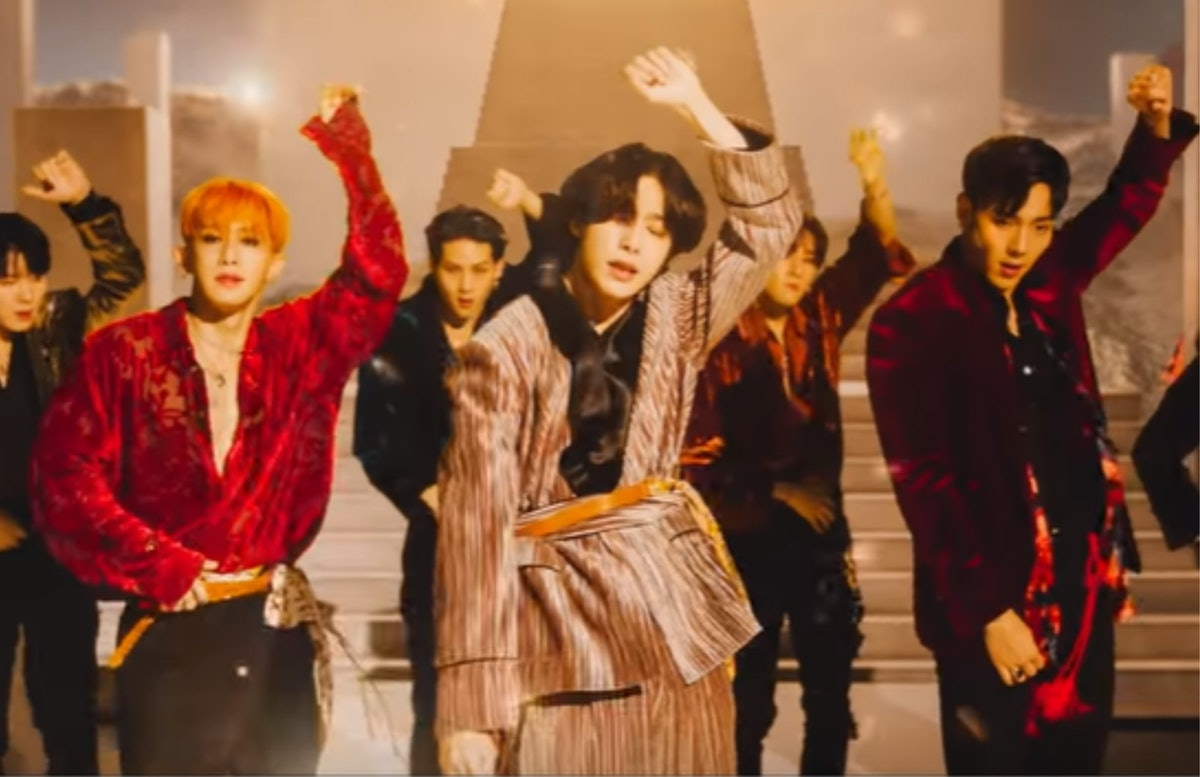 "Monsta X's ""Follow"" music video accompanies the group's 'Follow: Find You' mini-album release"