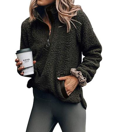 Chase Secret Women's Fleece Pullover