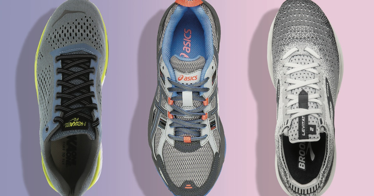 The 5 Best Running Shoes For Plantar Fasciitis