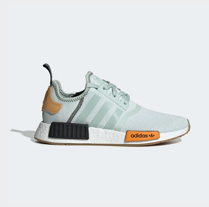 NMD_R1 Shoes - Vapour Green/Vapour Green/Bright Gold