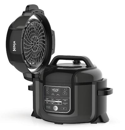 Ninja Foodi 8-Quart XL TenderCrisp Pressure Cooker, Black