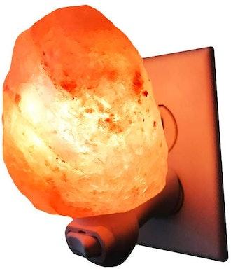 Dream Salts Himalayan Salt Lamp Night Light