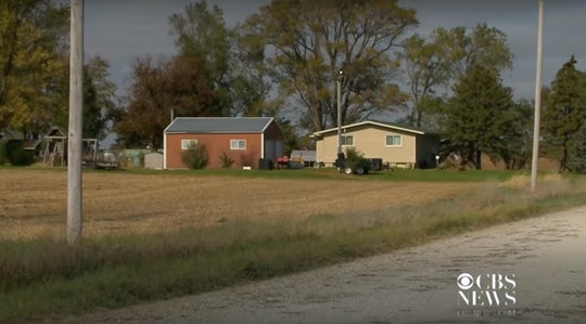 Police report that a woman died after an explosion at a gender reveal party in rural Iowa.