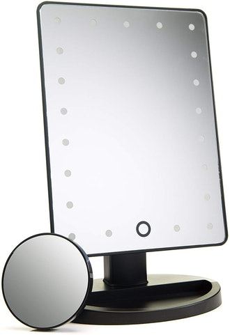 Absolutely Luvly Lighted Makeup Mirror with Magnification