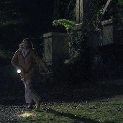 Annie Wilkes runs from Marsten House on Castle Rock