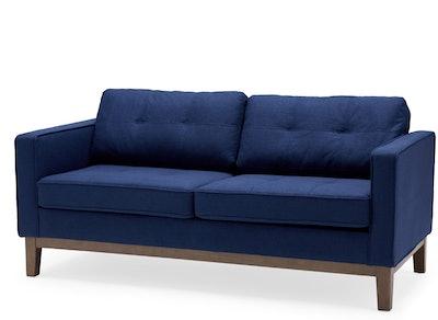 MoDRN Mid-Century Pullman Apartment Sofa, Multiple Colors