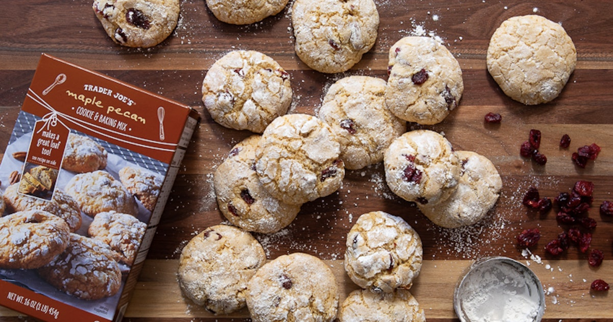3 New Trader Joe's Items You Can Bake In Less Than An Hour