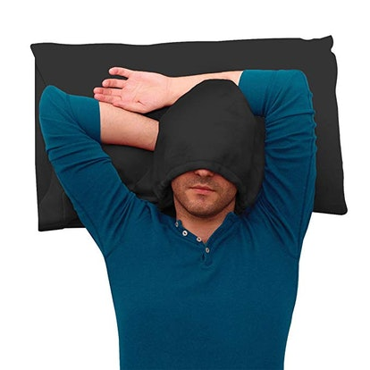 HoodiePillow Hooded Pillowcase